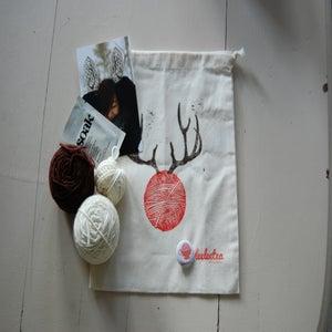 Image of Oh Deer! Knitting Kit