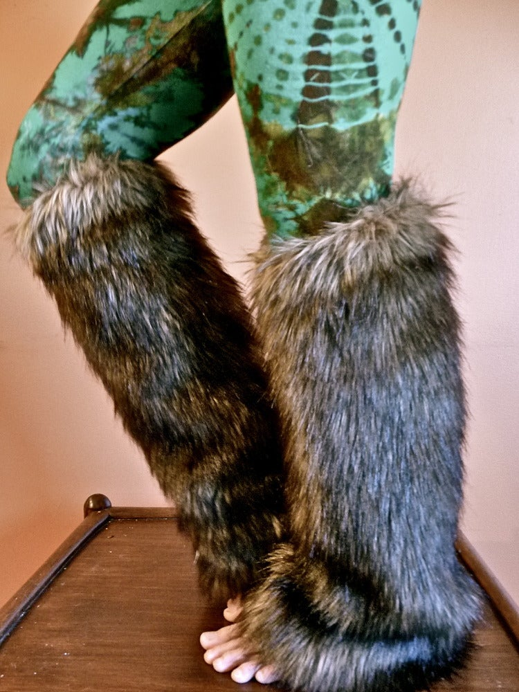 Image of Full Bear outfits -  Straight Leg Fluffies