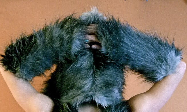Image of Full Bear Outfits -  Arm Fluffies