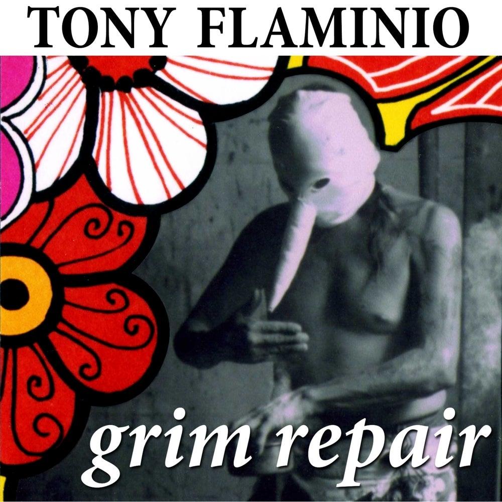 """Image of Tony Flaminio """"Grim Repair"""" Cassette LP"""