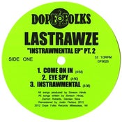 """Image of LASTRAWZE """"THE INSTRAWMENTAL EP"""" PART 2 ***SOLD OUT***"""