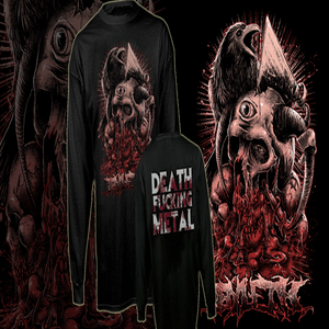 "Image of ""Death Fucking Metal"" T-Shirt"