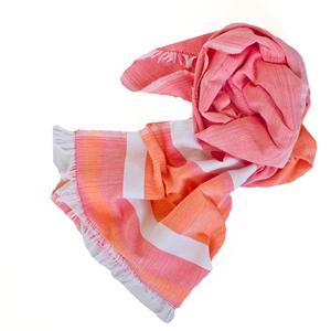 Image of Cayenne/Tangerine Wrap