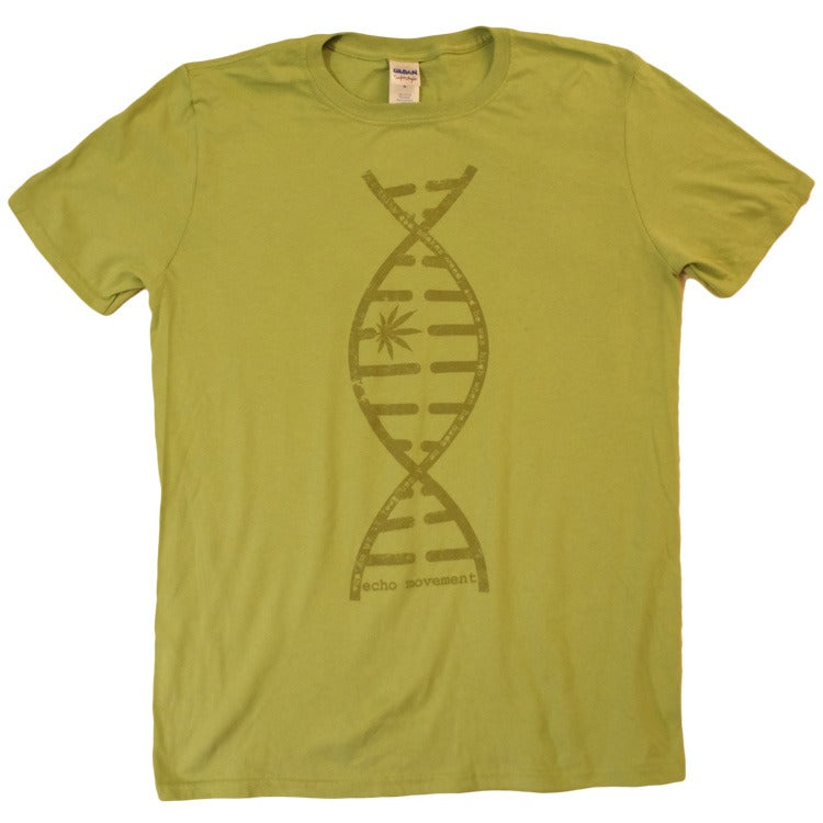 Image of DNA Smokes Weed