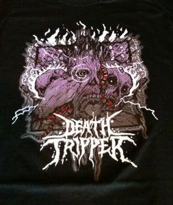 Image of Trippin' T Shirt (Black)