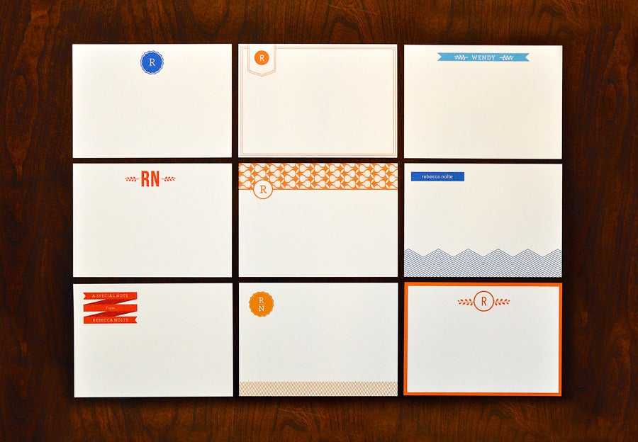 Image of Dashing Stationery Sets