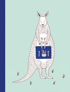 Image of Kangaroo notebook