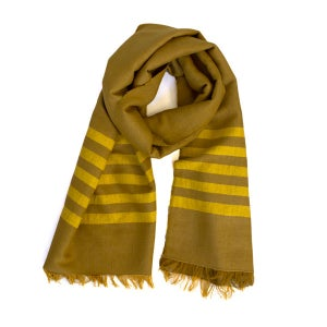 Image of Mustard/Gold Scarf