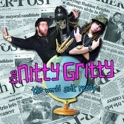 Image of Nitty Gritty The World Ain't Ready CD