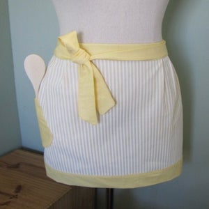 Image of Pinny Apron lemon