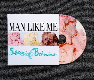 Image of **SIGNED** 'Seaside Behaviour' Limited Edition Tour EP