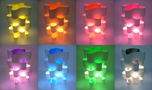 Image of The Orbit Floor Lamp 130cm