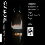 Image of CANS - Your Heart Beats On My Tongue 90min Cassette