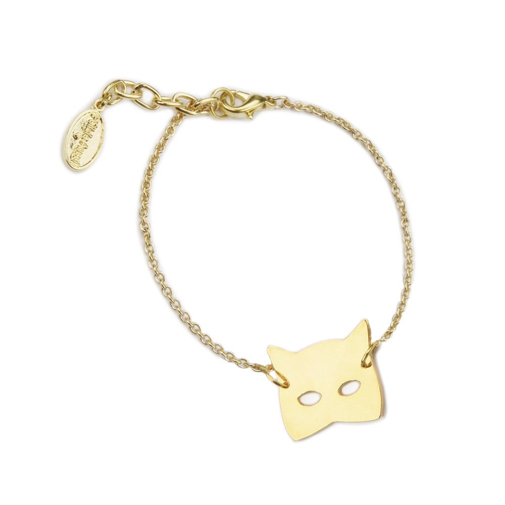 Bracelet chat - Félicie Aussi