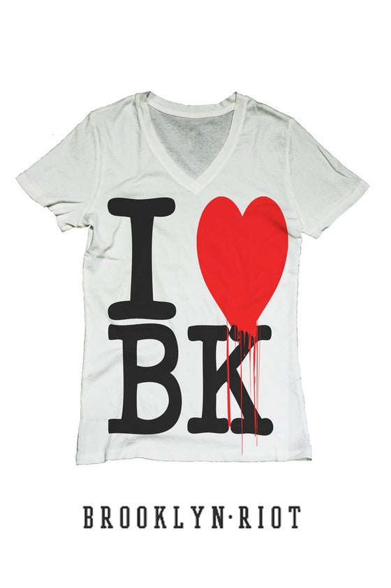 Image of I love BK
