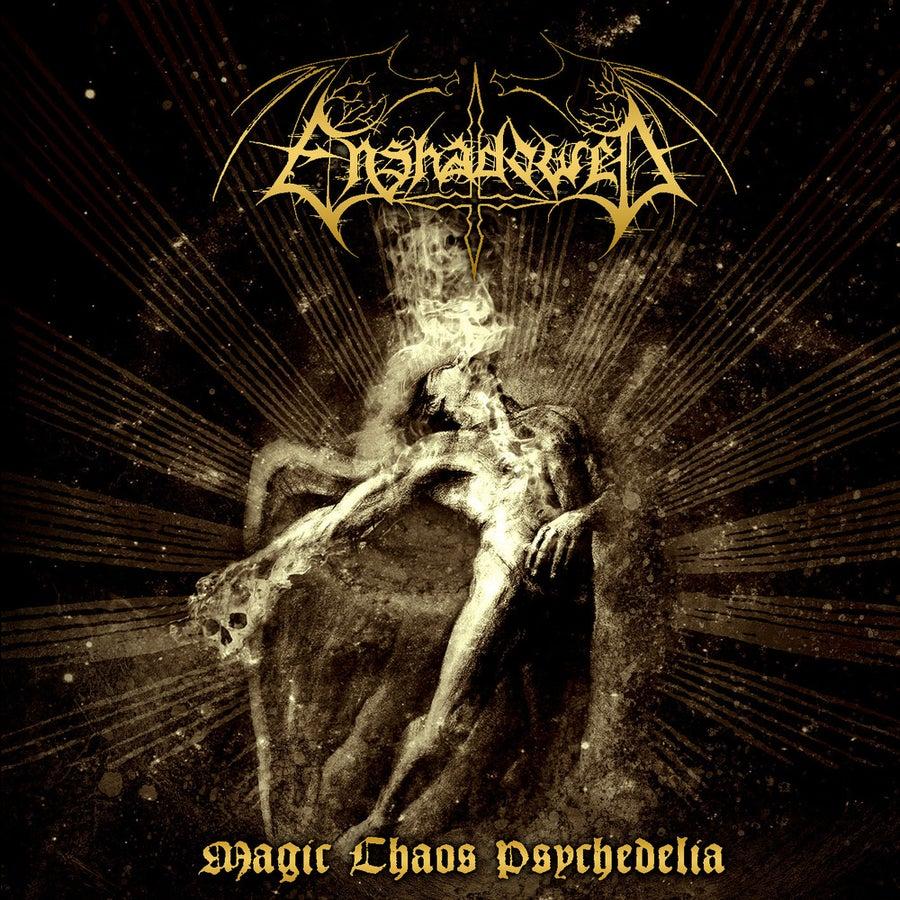 """Image of ENSHADOWED """"Magic Chaos Psychedelia"""" CD"""