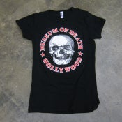 Image of Museum of Death Logo - Girly Tee