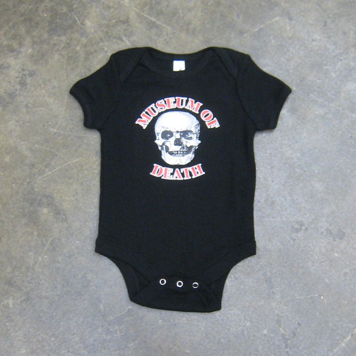 Image of Baby Bodysuit (Short sleeve)