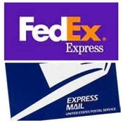 Image of EXPRESS PROCESSING AND SHIPPING (FEDEX & USPS)