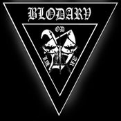 "Image of BLODARV ""Triangulum"" sew-on-Patch"
