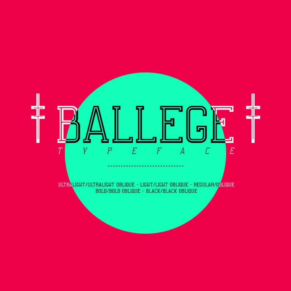 Image of BALLEGE