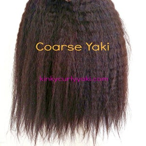 Image of coarse yaki