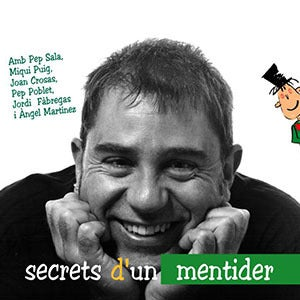 Image of Secrets d'un mentider