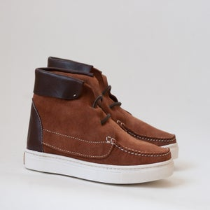 Image of 1111 / Brown Suede