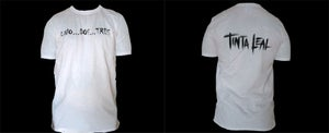 Image of Tinta Leal 'Uno...Dos...Tres' T-Shirt - SOLD OUT