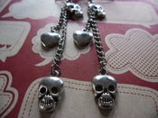 Image of Love & Death Earrings