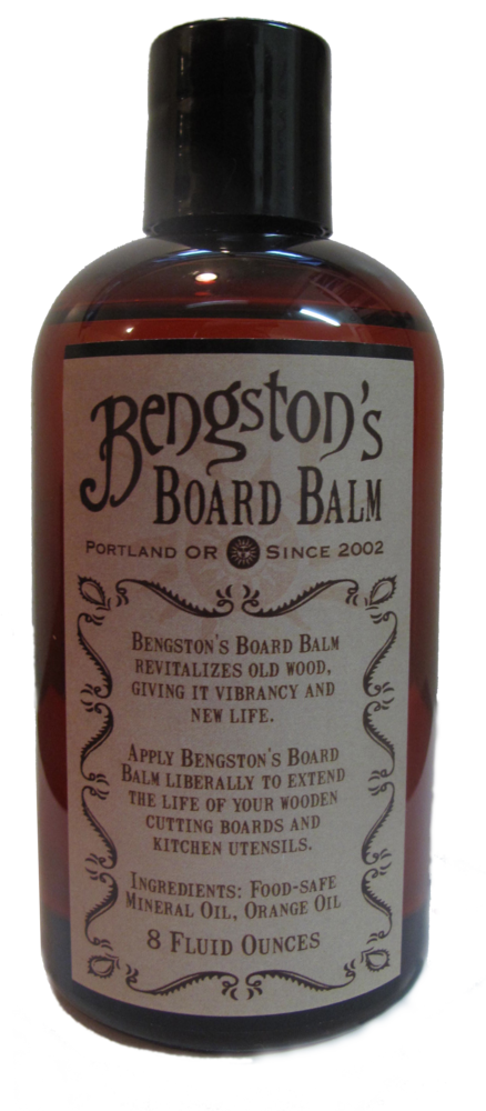 Bengston Woodworks Board Balm