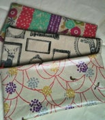 Image of Oilcloth Cosmetic Bag