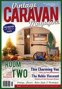 Image of Issue 11 Vintage Caravan Magazine