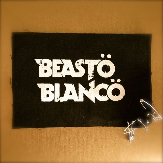 "Image of BEASTO BLANCO - ""JACKET PATCHES"""