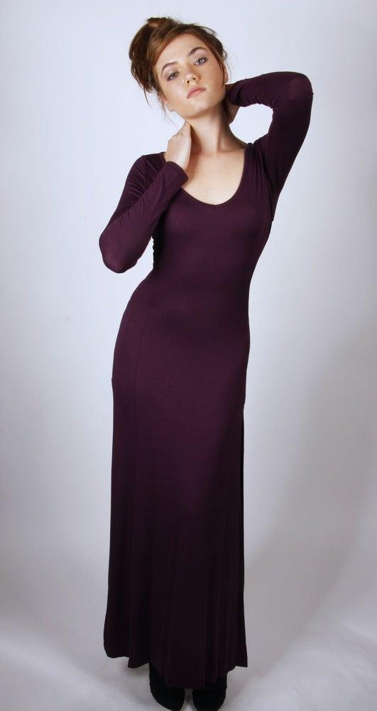 Image of Maxie Slit Dress
