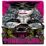 Image of TURBONEGRO gigposter - Hi-Fi Bar, Melbourne 2012