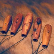 """Image of """"The Patton"""" - Hand Crafted Enclosed Reed Predator Call"""