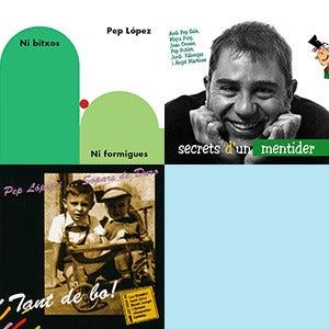 Image of Pack dels tres discos