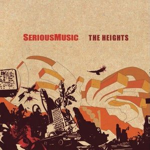Image of SeriousMusic - The Heights (CCCD001)
