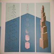 Image of Pink Tower Poster