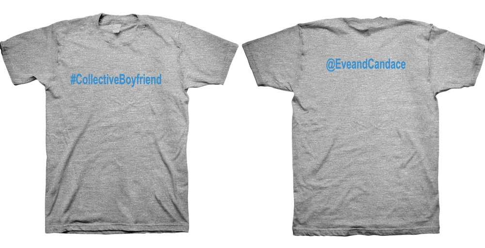 Image of The Collective Boyfriend Tee