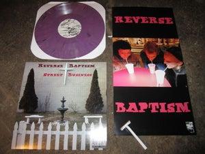 Image of REVERSE BAPTISM-Street Business LP