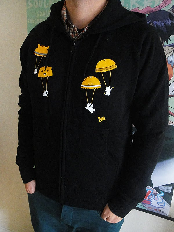 Image of Flying to Molestown Hoodie