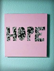 Image of Seeing HOPE.