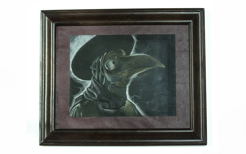 Image of Hipster Plague Doctor