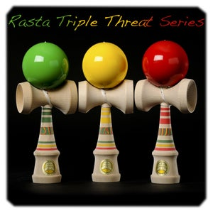 Image of Rasta Triple Threat Series - Limited Edition