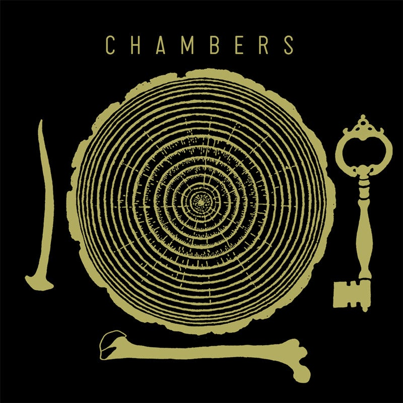 "Image of CHAMBERS ""La mano sinistra"" Vinyl Lp"