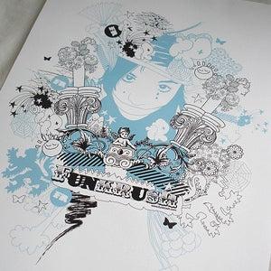 Image of Funkrush Print 01