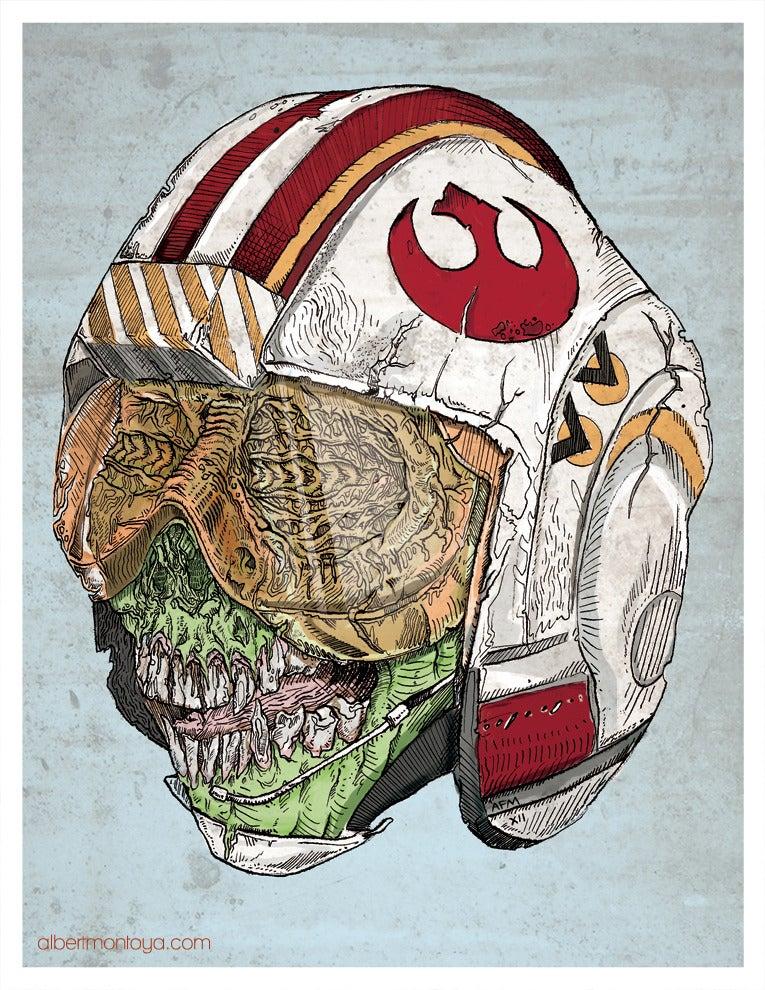 "Image of Print ""Zombie Alliance"""