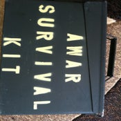 Image of AWAR Survival Kit